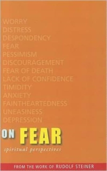 On Fear : Spiritual Perspectives, Paperback / softback Book