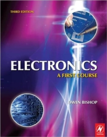 Electronics : A First Course, Paperback / softback Book