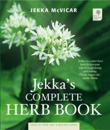 Jekka's Complete Herb Book, Paperback Book