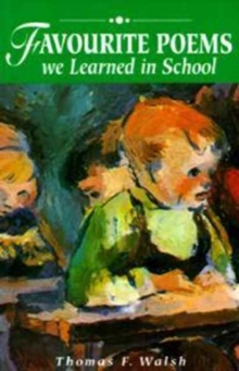 Favourite Poems We Learned in School, Paperback Book