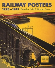 Railway Posters 1923-1947, Paperback Book