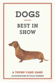 Dogs: Best in Show:Trump Cards, Cards Book