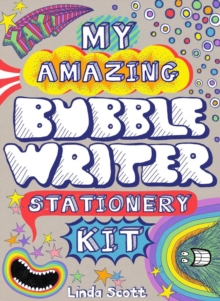 My Amazing Bubble Writer Stationery Kit, Kit Book