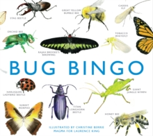 Bug Bingo, Mixed media product Book