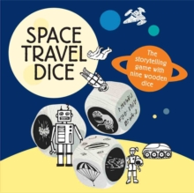 Space Travel Dice, Paperback / softback Book