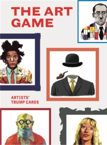 Art Game: Artists' Trump Cards, Cards Book