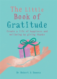 The Little Book of Gratitude, Paperback Book