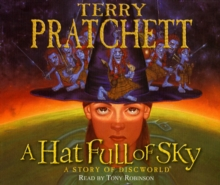 A Hat Full of Sky : (Discworld Novel 32), CD-Audio Book