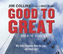 Good To Great, CD-Audio Book