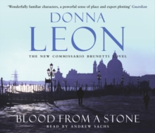 Blood From A Stone : (Brunetti 14), CD-Audio Book