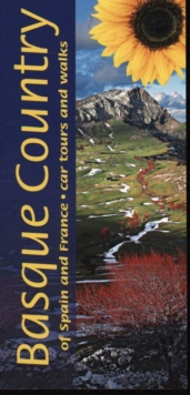 Basque Country of Spain and France : Car Tours and Walks, Paperback / softback Book