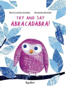 Try and Say Abracadabra!, Hardback Book