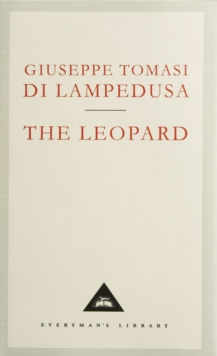 The Leopard, Hardback Book