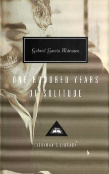 One Hundred Years of Solitude, Hardback Book