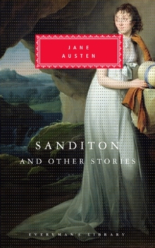 Sanditon And Other Stories, Hardback Book