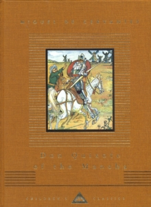 Don Quixote Of The Mancha, Hardback Book
