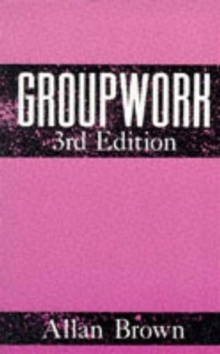Groupwork, Paperback / softback Book