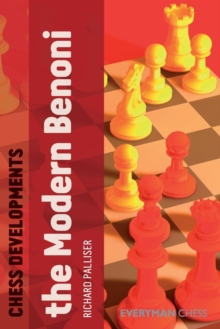 Chess Developments: the Modern Benoni, Paperback / softback Book