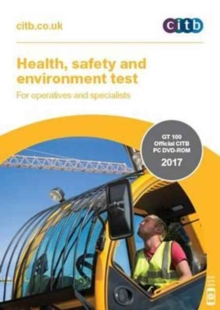 Health, Safety and Environment Test for Operatives and Specialists: GT 100/17 DVD, DVD-ROM Book