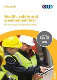 Health, Safety and Environment Test for Managers and Professionals: GT 200/17 DVD, DVD-ROM Book