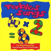 Tables Songs, CD-Audio Book