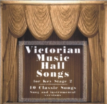 Victorian Music Hall Songs, CD-Audio Book