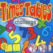 Times Tables Challenge, CD-Audio Book