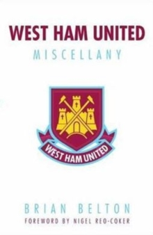 West Ham Miscellany, Paperback / softback Book