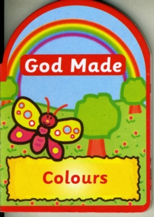 God made Colours, Board book Book