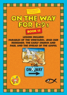 On the Way 3-9's - Book 13, Paperback Book