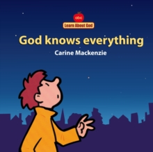 God Knows Everything Board Book, Board book Book