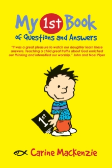 My First Book of Questions and Answers, Paperback Book