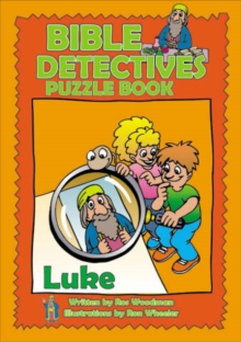 Bible Detectives Luke, Paperback Book