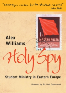 Holy Spy, Paperback Book