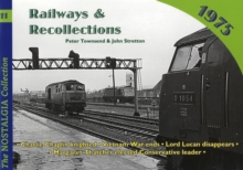 Railways and Recollections : 1975, Paperback Book