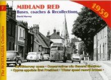Midland Red : 1959, Paperback Book