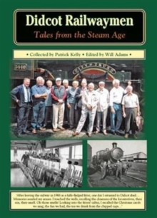 Dicot Railwaymen : Tales from the Steam Age, Paperback Book