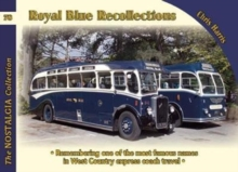 Royal Blue Recollections, Paperback Book