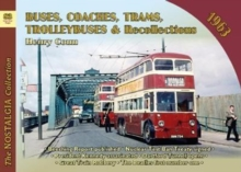 Buses, Coaches, Trams and Trolleybus Recollections 1963, Paperback Book