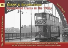 Trams & Recollections: Sunderland Trams in the 1950s, Paperback Book