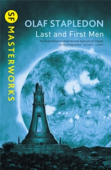 Last And First Men, Paperback / softback Book