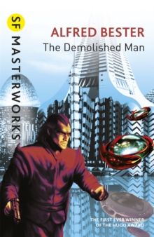 The Demolished Man, Paperback / softback Book