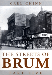 The Streets of Brum : Pt. 5, Paperback / softback Book