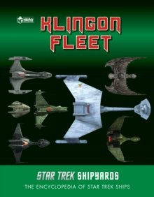 Star Trek Shipyards: The Klingon Fleet, Hardback Book
