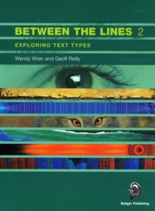 Between the Lines 2 : Exploring Text Types at Key Stage 3, Paperback Book