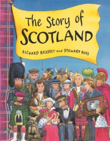 The Story of Scotland, Paperback Book