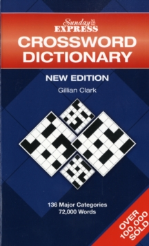 Sunday Express Crossword Dictionary 2, Paperback Book