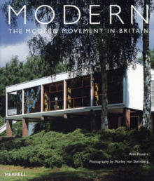 Modern : The Modern Movement in Britain, Paperback Book