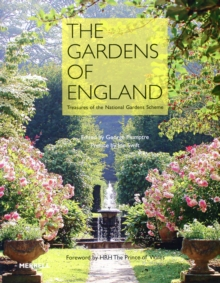 The Gardens of England : Treasures of the National Gardens Scheme, Hardback Book