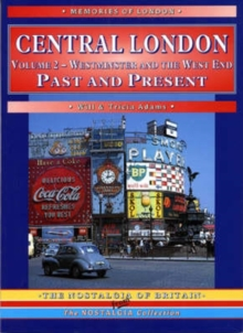Central  London : Westminster and the West End, Paperback Book